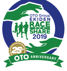 OTO Group Ekiden - Race For Share 2019